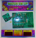 MATCH EM UP Ticket Redemption Arcade Game Machine Kit #283 for sale