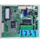 MERIT INDUSTRIES Arcade Machine Game PCB Printed Circuit Board #ES-XH-LO1 for sale