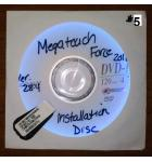 MERIT MEGATOUCH FORCE 2011 Upgrade Kit with Security Key #5 for sale