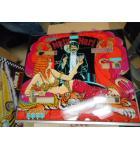 MATA HARI Pinball Machine Game Backglass Backbox Artwork