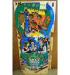 Maverick Pinball Machine Game Playfield #42 for sale