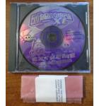 Merit Megatouch XL CD & 1 Security Key for sale