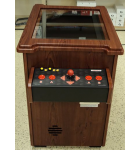NAMCO PAC-MAN / MS. PAC-MAN / GALAGA PACMAN Cocktail Table Arcade Machine Game for sale