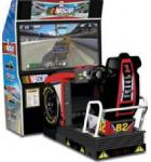 NASCAR RACING DELUXE MOTION Arcade Machine Game for sale