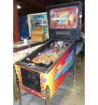 NBA FASTBREAK Pinball Machine Game