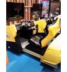 """OUT RUN 2 Deluxe 40"""" Sit-Down Arcade Machine Game for sale by SEGA"""