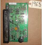 OUTRUN Arcade Machine Game PCB Printed Circuit SEAT MOTOR DRIVER Board #1965 for sale