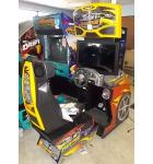 "REDLINE RAMPAGE 32"" Arcade Machine Game for sale by GLOBAL VR - KIT ADDED TO TWISTED CABINET"