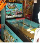 ROCK N BOWL Ticket Redemption Arcade Machine Game for sale by BROMLEY