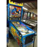 ROCKY and BULLWINKLE and FRIENDS Pinball Machine Game for sale