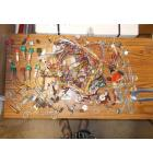 Revenge from Mars Pinball Machine Game Parts Harness, targets, guides, misc for sale #RM7