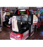 SEGA AIRLINE PILOTS DX Sit-down Arcade Machine Game for sale