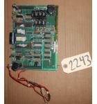 SEGA CRANE (1986 MODEL) Arcade Machine Game PCB Printed Circuit Board #2243 for sale