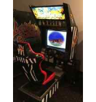 SEGA JAMBO SAFARI Sit-Down Arcade Machine Game for sale
