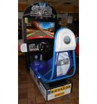 "SEGA RALLY 3 CHAMPIONSHIP 32"" Flat Screen Arcade Machine Game for sale"