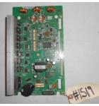 SEGA SUPER GT / MANX TT Arcade Machine Game PCB Printed Circuit POWER STEERING DRIVER Board #1519 for sale