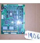 SEGA SUPER GT Arcade Machine Game PCB Printed Circuit I/O Board #1906 for sale