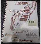 SHAQ ATTAQ Pinball Machine Game Instruction Manual #429 for sale - PREMIER
