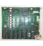 SHOOT OUT Arcade Machine Game PCB Printed Circuit Board #1858 for sale