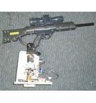 SILENT SCOPE Arcade Machine Game Rifle #475 for sale by KONAMI