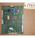SMART Ticket Eater Sensor Arcade Machine Game PCB Printed Circuit MAIN Board #1947