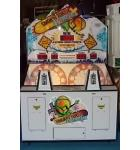 SMOKIN TOKEN EXTREME Ticket Redemption Arcade Machine Game for sale by BAY TEK