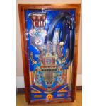 SPACE SHUTTLE Pinball Machine Game Playfield, Apron, etc. #SP011 for sale by WILLIAMS