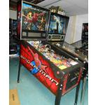 SPIDER-MAN RED Pinball Machine Game for sale by Stern - SHAKER MOTOR - SOUND KIT & LED UPGRADE
