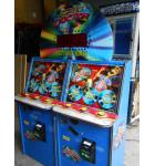 SPIN DOCTOR Ticket Redemption Arcade Machine Game for sale by BAY TEK