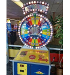 SPIN N WIN DELUXE Ticket Redemption Arcade Machine Game for sale by SKEE BALL