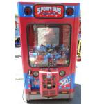 SPORTS BUS Crane Arcade Machine Game by ICE for sale