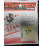 STAR TECH JOURNAL VOLUME 6 NUMBER 5 JULY 1984 Technical Monthly Publication #37