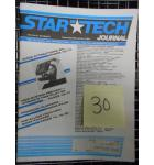 STAR TECH JOURNAL VOLUME 6 NUMBER 8 NOVEMBER/DECEMBER 1984 Technical Monthly Publication #30