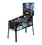 STAR WARS LIMITED EDITION Pinball Game Machine for Sale by Stern Pinball