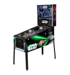 STAR WARS PREMIUM Pinball Game Machine for Sale by Stern Pinball