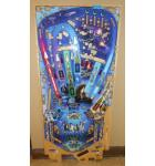 STAR WARS PRO Pinball Machine Game Playfield Production Reject #1149 for sale