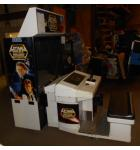 STAR WARS TRILOGY ARCADE Arcade Machine Game with Bench Seat - 3D SHOOTER - LIGHTSABER MODE for sale