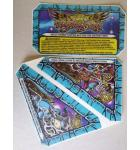 STERN AEROSMITH PRO Pinball Machine Game APRON DECALS for sale