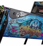 STERN AEROSMITH Pinball Machine Game BLACK SIDE ARMOR KIT #502-7019-00 for sale