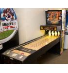 STRIKE MASTER Puck Bowler Shuffle Alley Arcade Machine Game for sale by WILLIAMS