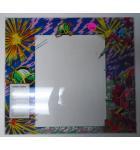 SUPER COBRA Arcade Machine Game Glass Marquee Bezel Artwork Graphic #66 by KONAMI for sale