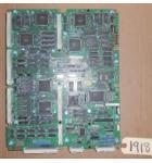 Sega Model 2A - CRX Arcade Machine Game PCB Printed Circuit CPU & VIDEO Board #1918 for sale
