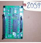 Sega OUTRUN 2 (FLY / DRIVE / SHOOT) Arcade Machine Game PCB Printed Circuit I/O Board #2059 for sale