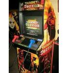 TARGET: TERROR GOLD Arcade Machine Game
