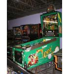 TEE'D OFF Pinball Machine Game for sale by GOTTLIEB - LED UPGRADE