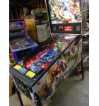 "THE AVENGERS PRO ""Home Use Only"" Pinball Game Machine For Sale by Stern Pinball"