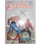 "THE BADGER ""DOGFIGHT"" Vol. 1 No.4 COMIC BOOK for sale"