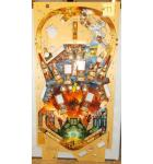 THE HOBBIT Pinball Machine Game Playfield #77 by Jersey Jack - Production Defect
