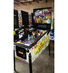THE SIMPSONS PINBALL PARTY Pinball Machine Game for sale - LED UPGRADE