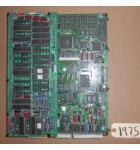 TOP SKATER Arcade Machine Game PCB Printed Circuit MODEL 2 Board #1975 for sale